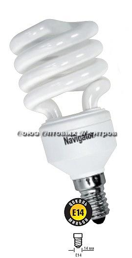 Лампа NAVIGATOR 94 045 NCL-SH10-15-840-E14
