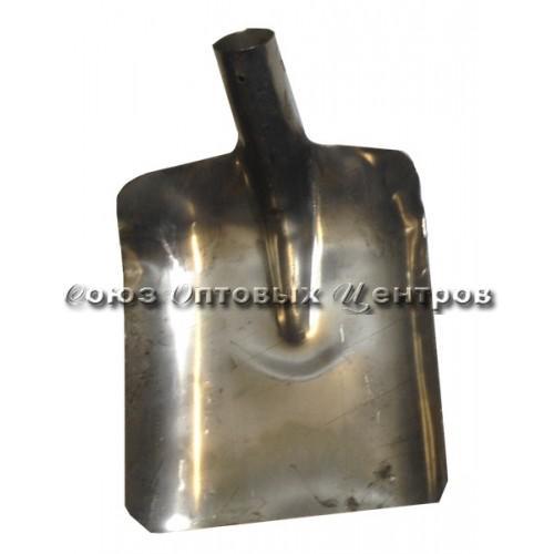 Лопата совковая нерж. 1,5мм (Павлово)